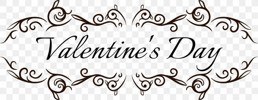 Valentine's Day Typeface Dia Dos Namorados Font, PNG, 1631x635px, Typeface, Area, Black And White, Brand, Button Download Free