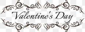 Valentine Continental Font HAPPY,VALENTINES,DAY - Valentine's Day Typeface Dia Dos Namorados Font PNG