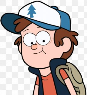 Person Looking Confused - Dipper Pines Mabel Pines Bill Cipher Grunkle Stan Wendy PNG