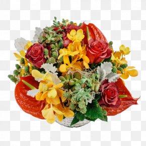 Flower - Floral Design Flower Bouquet Cut Flowers Garden Roses PNG