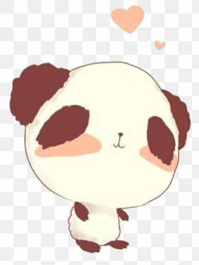 Cartoon Panda Avatar - Giant Panda Bear Cuteness PNG