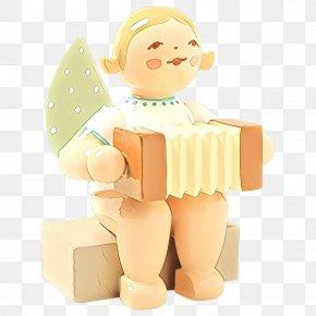 Figurine Toy - Angel Toy Figurine PNG