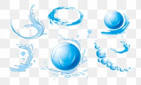 Vector Water Drops - Water Drop Drawing Clip Art PNG