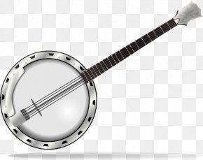Banjo Cliparts - Banjo Musical Instruments String Instruments Clip Art PNG