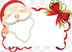 Santa Claus - Santa Claus Christmas Ded Moroz Reindeer PNG