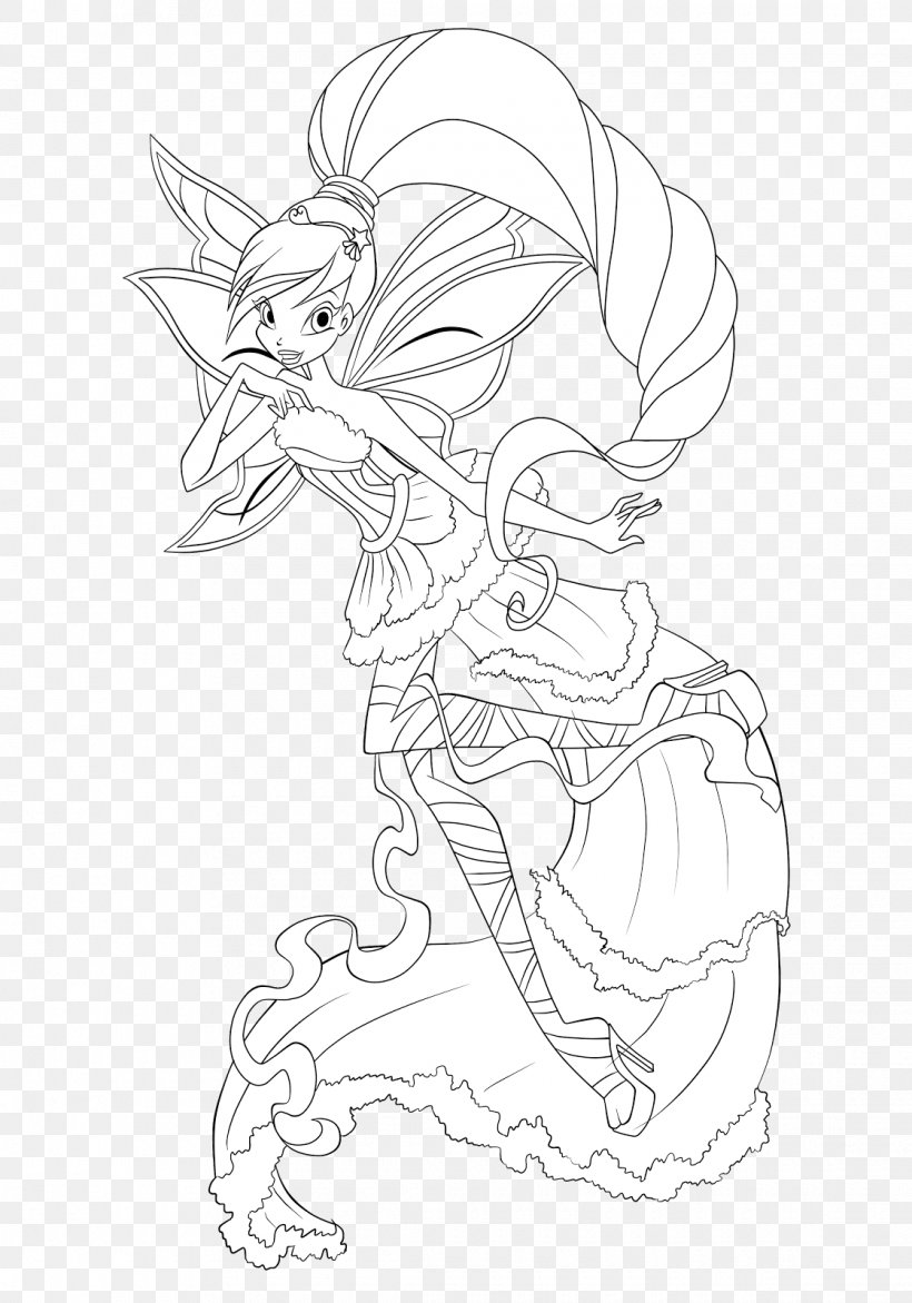 TheWinxFate: New Winx Club Tynix Official Coloring Pages! | 1171x820