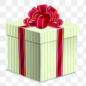Gift Box - Christmas Gift PNG