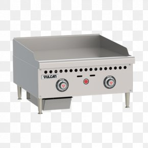Kitchen Equipment - Griddle Barbecue Flattop Grill Thermostat Cooking Ranges PNG