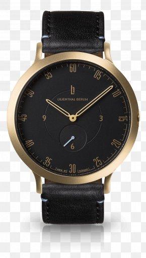 Watch - Lilienthal Berlin Watch Clock Bracelet PNG