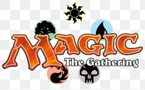 Magic The Gathering Logo - Magic The Gathering: Core Set 2014: Japanese Booster Pack Magic: The Gathering Logo Brand Wizards Of The Coast PNG
