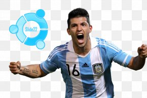 Football - Sergio Agüero Argentina National Football Team Manchester City F.C. 2018 World Cup Rendering PNG