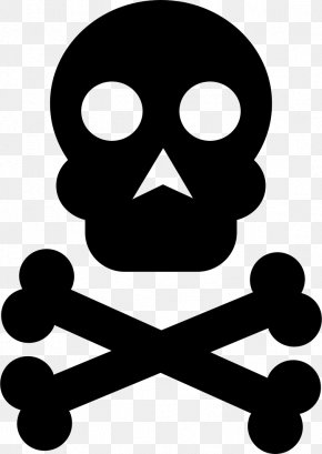 Symbol - Skull And Crossbones Vector Graphics Symbol Stock Photography PNG