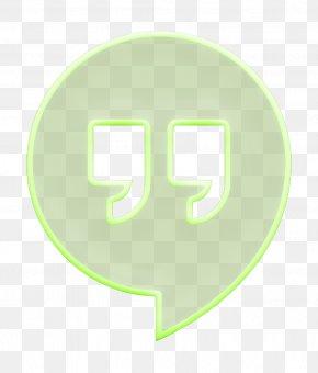 Symbol Logo - Hanghout Icon Line Icon Social Icon PNG