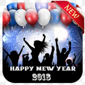 2018 Picture Frames WishHappy New Year - Happy New Year 2018 Happy New Year PNG