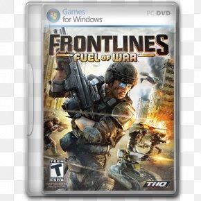Frontlines Fuel Of War - Frontlines: Fuel Of War Xbox 360 Call Of Duty: Modern Warfare 2 Video Game Final Fantasy XIII-2 PNG