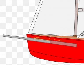 Yacht Graphics - Bowsprit Yacht Sailboat Dinghy PNG