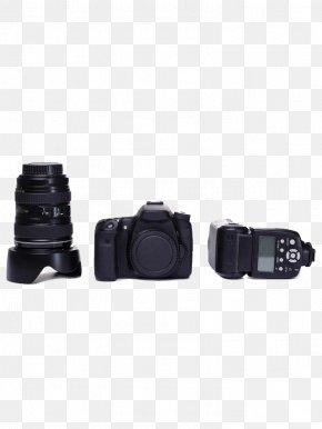 Camera Lens Close-up Free To Pull - Camera Lens Digital SLR PNG