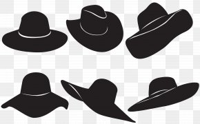 Black Hat - Woman With A Hat Black Hat PNG
