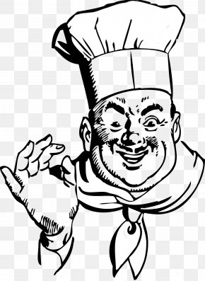 Pictures Of Chef - Chef Cooking Clip Art PNG