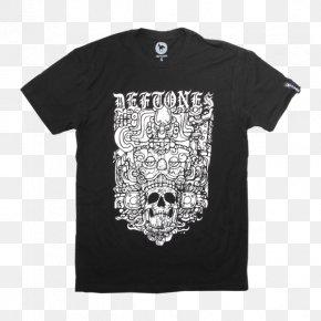 Long Sleeve T Shirt - T-shirt Deftones White Pony Hoodie PNG