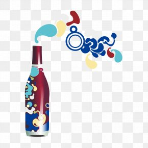 Vector Bottle And Patterns - Euclidean Vector Adobe Illustrator CorelDRAW PNG