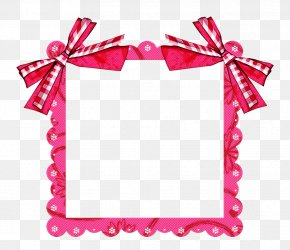Rectangle Heart - Picture Frames Marcos Para Fotos Infantiles Borders And Frames Drawing Paper PNG