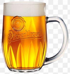 Pint Beer Image - Pilsner Urquell Brewery Beer Lager PNG