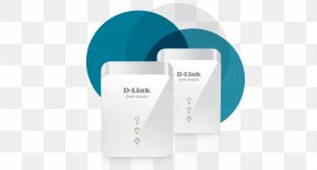 Computer - Power-line Communication HomePlug Gigabit Ethernet D-Link PNG