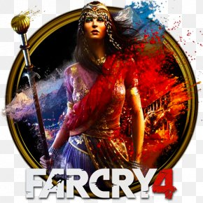 Far Cry - Far Cry 4 Far Cry 3 Far Cry 5 PlayStation 4 PNG