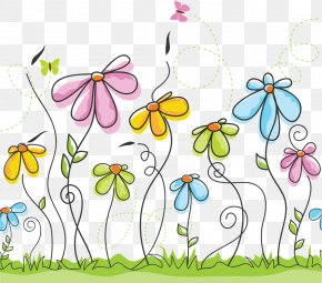 Flower - Flower Vector Graphics Drawing Royalty-free PNG