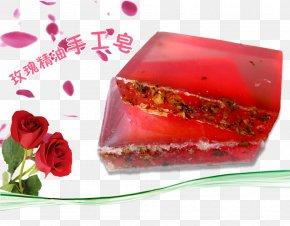 Rose Essential Oil Soap - Essential Oil U624bu5de5u7682 Rose PNG