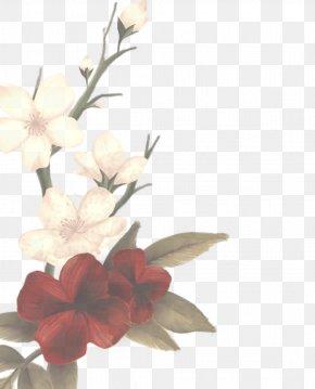 Floral Design Orchid - Floral Flower Background PNG