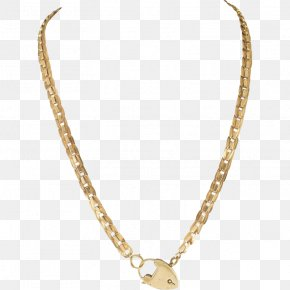 Gold Necklace Chain - Necklace Chain Gold Jewellery PNG