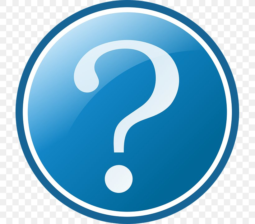 Question Mark, PNG, 719x720px, Question Mark, Animation, Azure, Blue, Clip Art Download Free