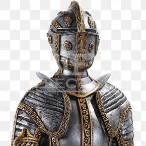 Lion Shield - Plate Armour Middle Ages Knight Components Of Medieval Armour PNG