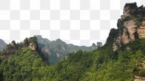 Zhangjiajie National Forest Park Five - Zhangjiajie National Forest Park U5929u5b50u5c71u98a8u666fu533a Suoxiyu U067eu0627u0631u06a9 U062cu0646u06afu0644u06cc Wuling Mountains PNG
