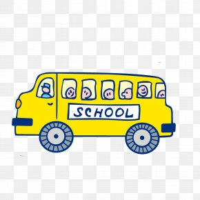 School Bus - Bus School Learning Clip Art PNG