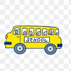 School Bus - Bus School Learning Clip Art PNG
