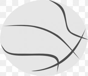 Basketball Court - Outline Of Basketball Backboard Sport Clip Art PNG