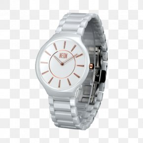 Watch - Watch Download Strap White PNG