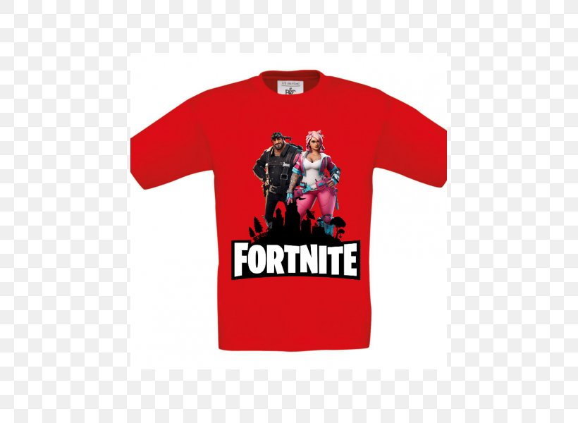 Printed T-shirt Fortnite Battle Royale Lightning McQueen, PNG, 450x600px, Tshirt, Active Shirt, Brand, Cars, Cars 3 Download Free