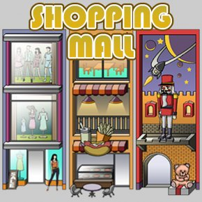 Strip Mall Cliparts - Shopping Centre Stock Photography Clip Art PNG