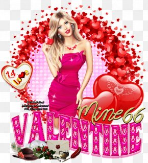 Valentine's Day - Valentine's Day Beach Rose Clip Art PNG