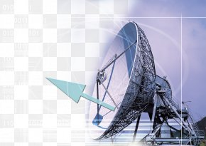 Satellite Information Technology In The Future - Information Technology Satellite PNG