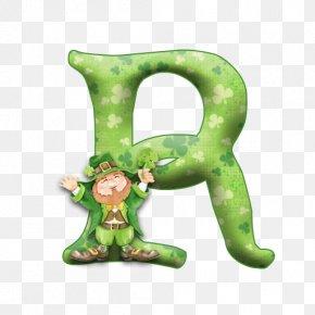 Saint Patrick's Day - Saint Patrick's Day Alphabet Ireland Letter Clip Art PNG