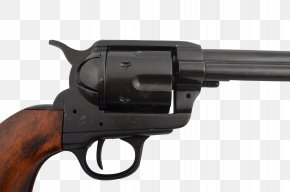 Peacemaker - Trigger Revolver Firearm Colt Single Action Army Colt's Manufacturing Company PNG