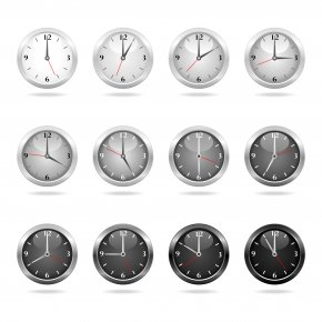 Clock - Clock Face Stock Photography Illustration PNG
