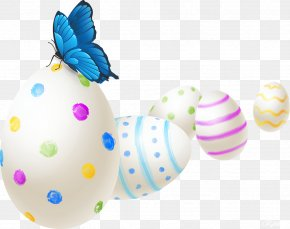 Happy Spring! - Easter Bunny Easter Egg Holiday Christmas PNG
