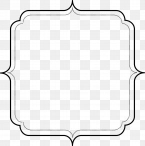 Simple Frame - Picture Frames Borders And Frames Clip Art PNG