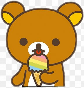 Bear - Bear Rilakkuma Hello Kitty Kawaii Desktop Wallpaper PNG